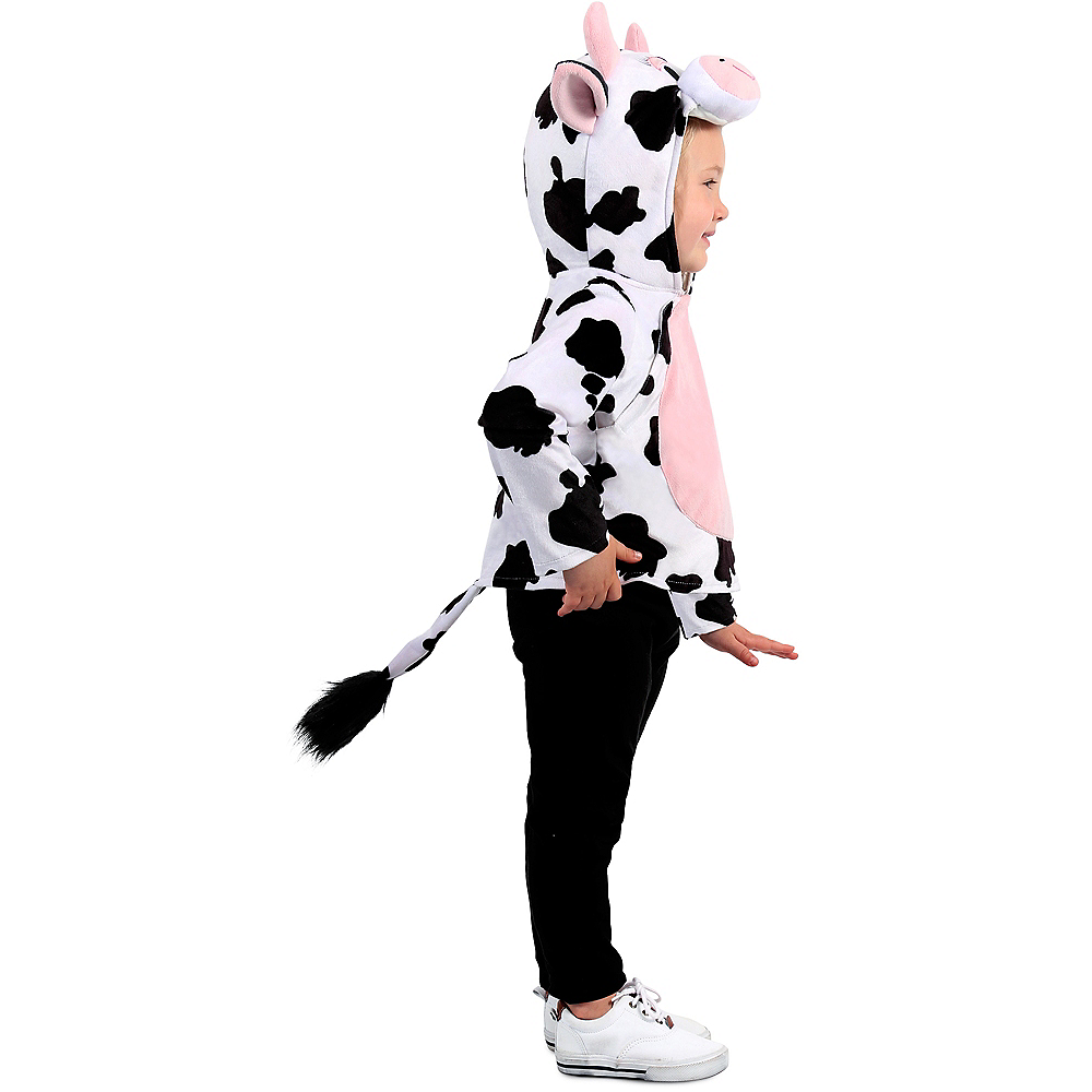 Toddler Cow Hoodie Image #2