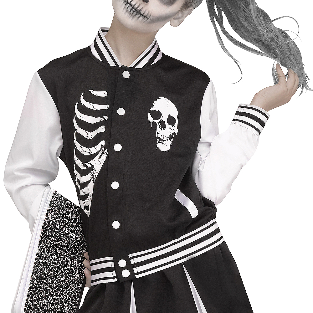 Child Scare Squad Skeleton Costume Image #2