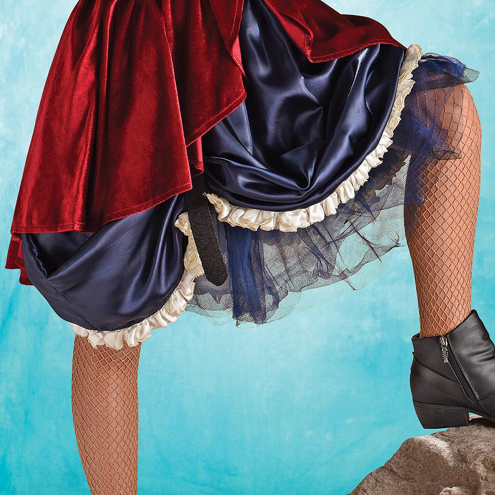 Child Dazzling Pirate Costume Image #4