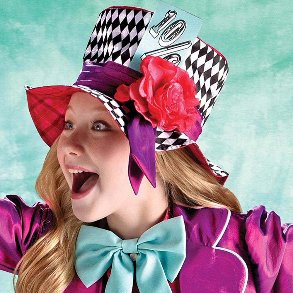Child Eccentric Hatter Costume Image #2