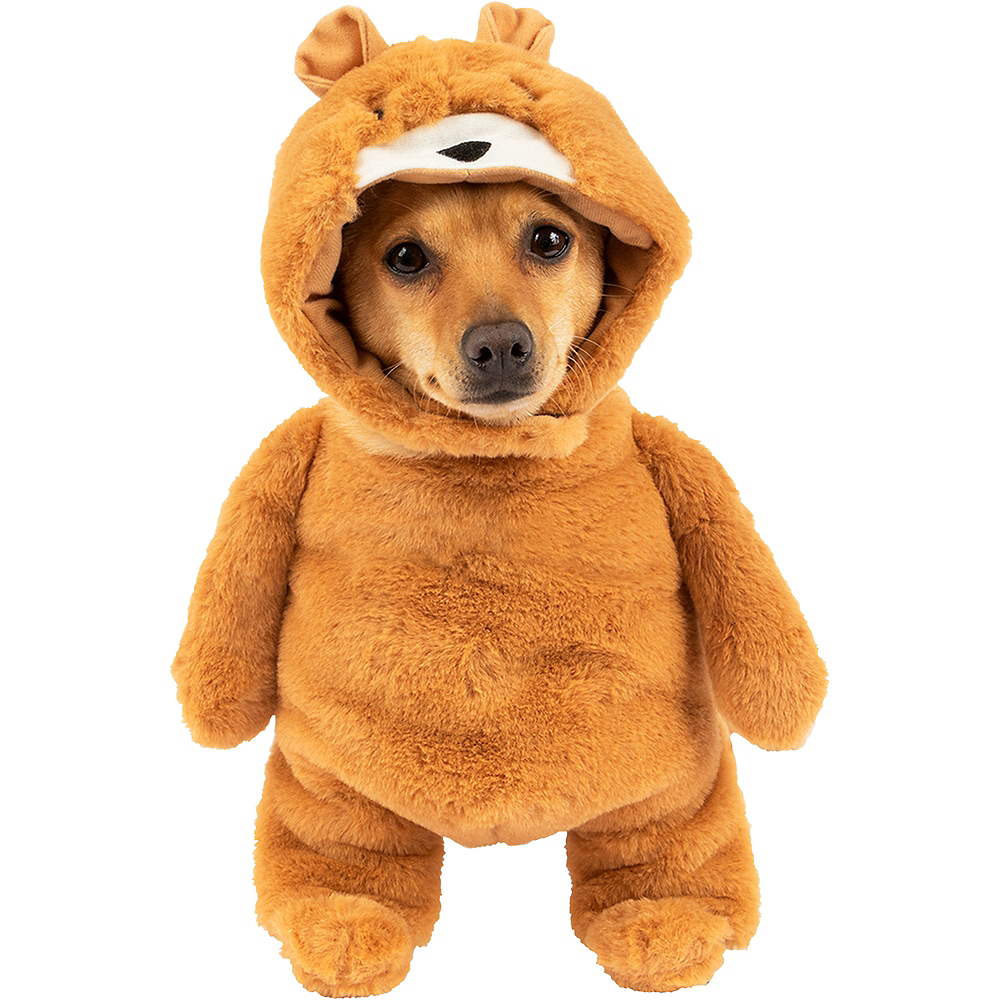 Brown Bear Dog Costume Image #1