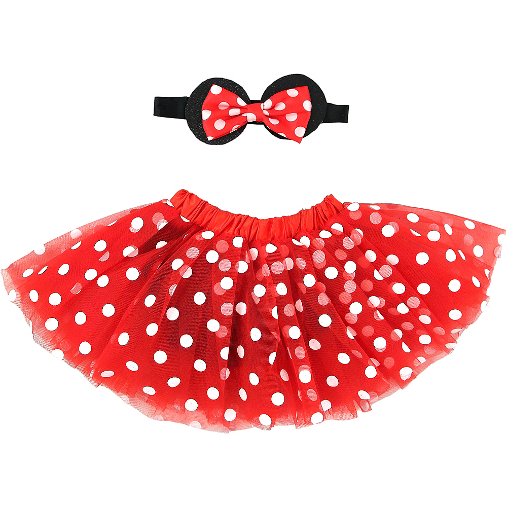 Baby Minnie Mouse Costume Accessory Kit Image #1