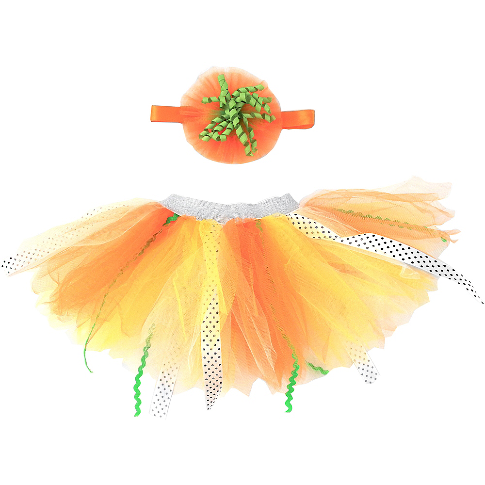 Baby Pumpkin Costume Accessory Kit Image #1