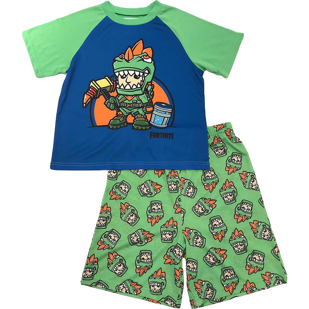 Child Rex Pajama Set - Fortnite Image #1