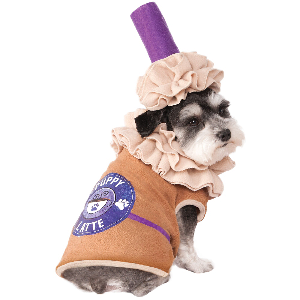 Puppy Latte Dog Costume Image #1