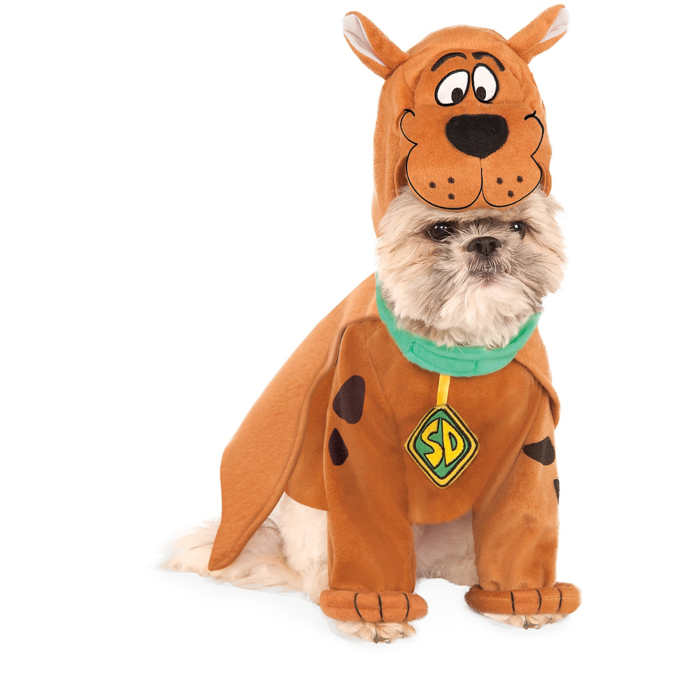 Nav Item for Scooby Doo Dog Costume Image #1