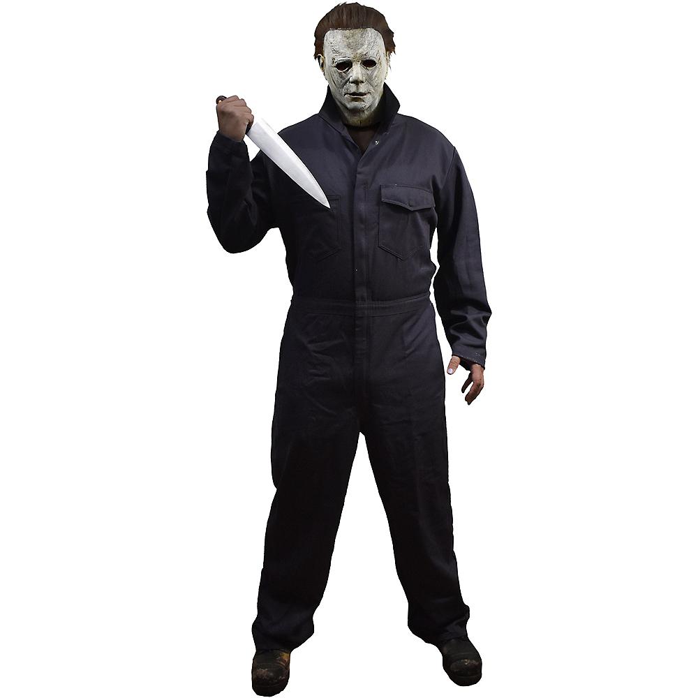 Halloween Michael Myers Costume.Adult Michael Myers Costume Halloween 2018