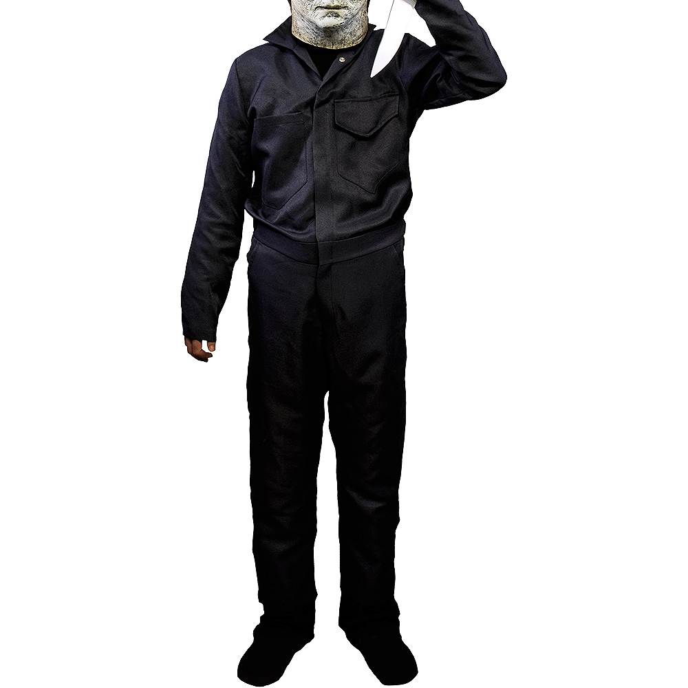 Child Michael Myers Costume - Halloween 2018 Image #2