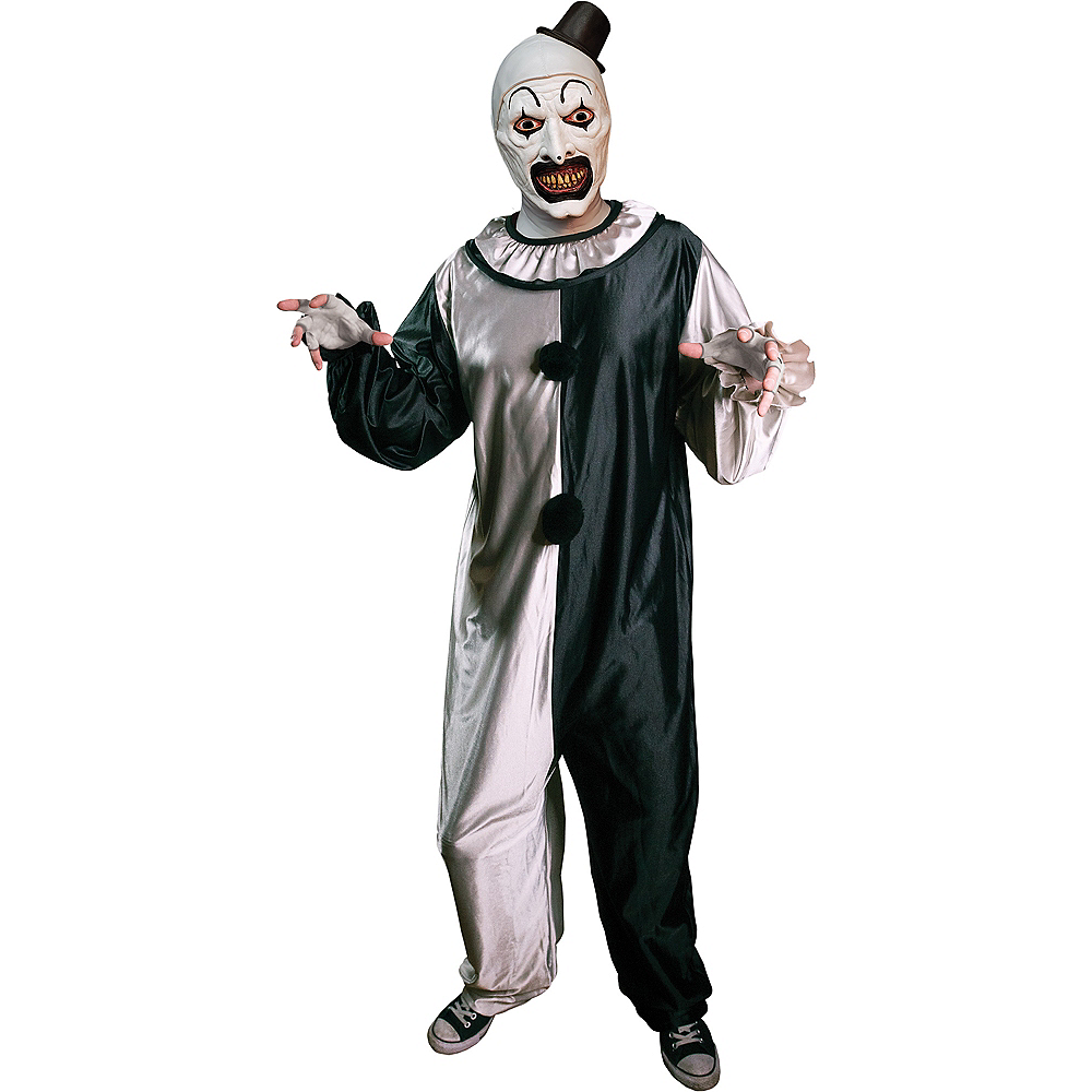 Adult Art the Clown Costume - Terrifier Image #1