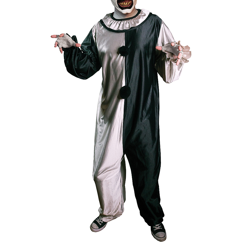 Adult Art the Clown Costume - Terrifier Image #2