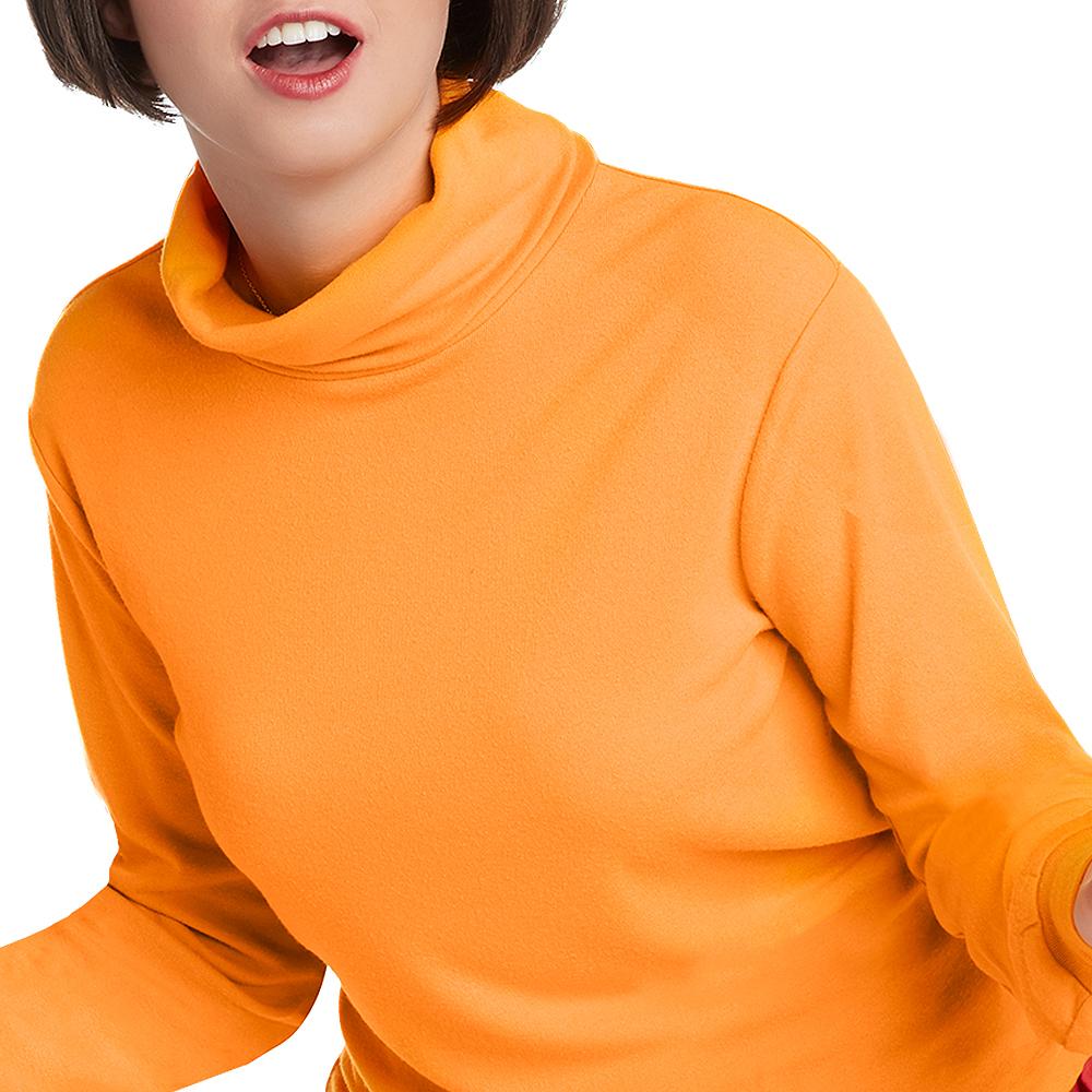 Adult Velma Costume - Scooby-Doo Image #3
