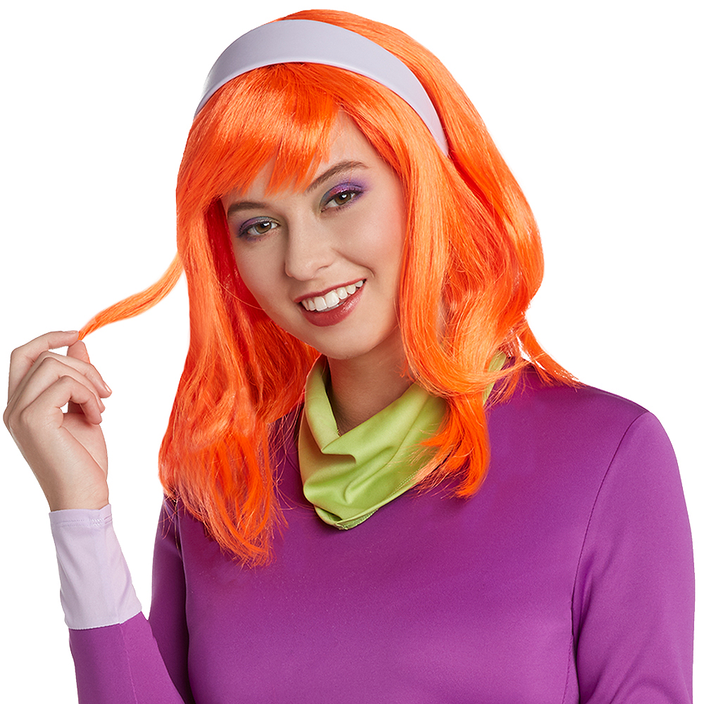 Nav Item for Adult Daphne Costume - Scooby-Doo Image #2