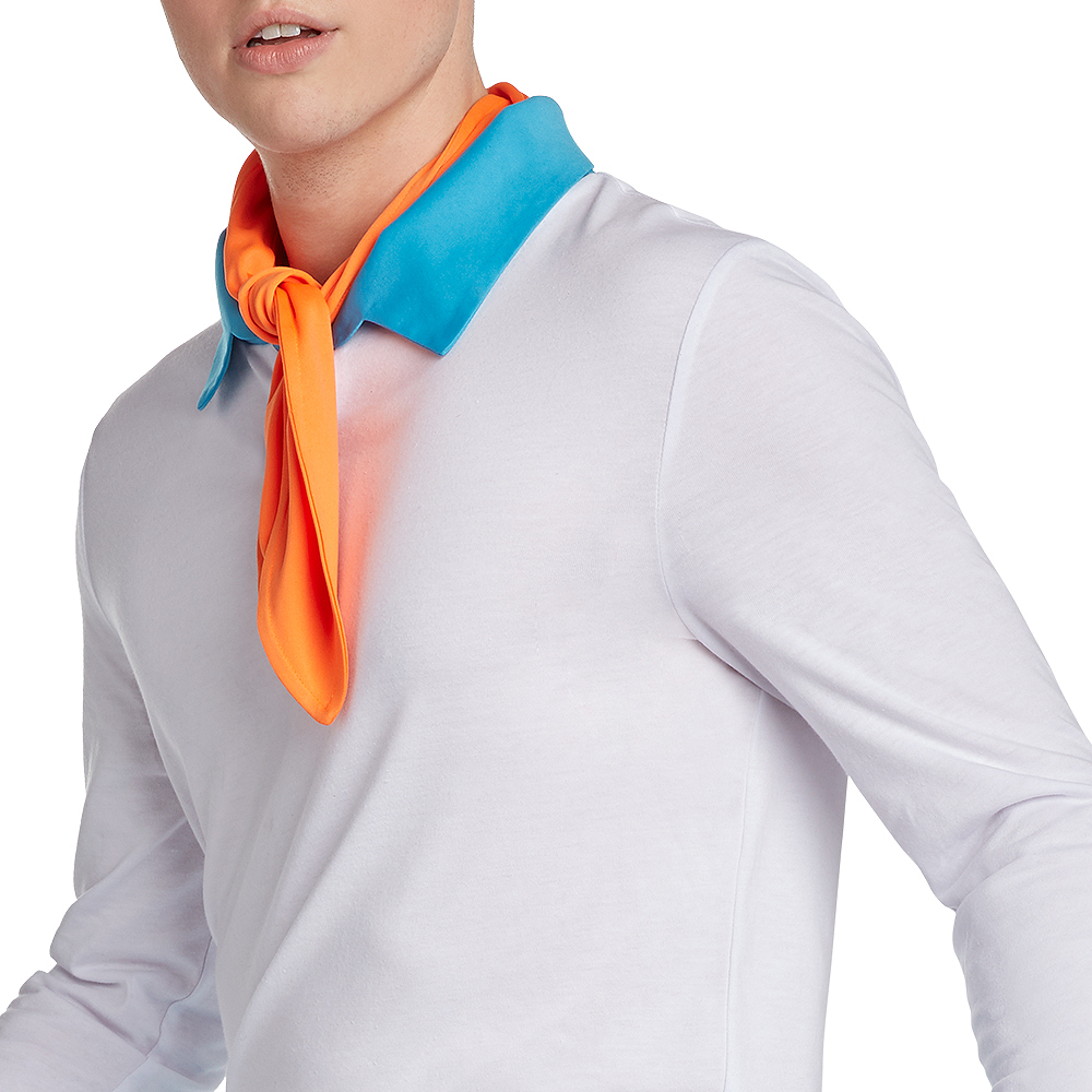 Adult Fred Costume - Scooby-Doo Image #2