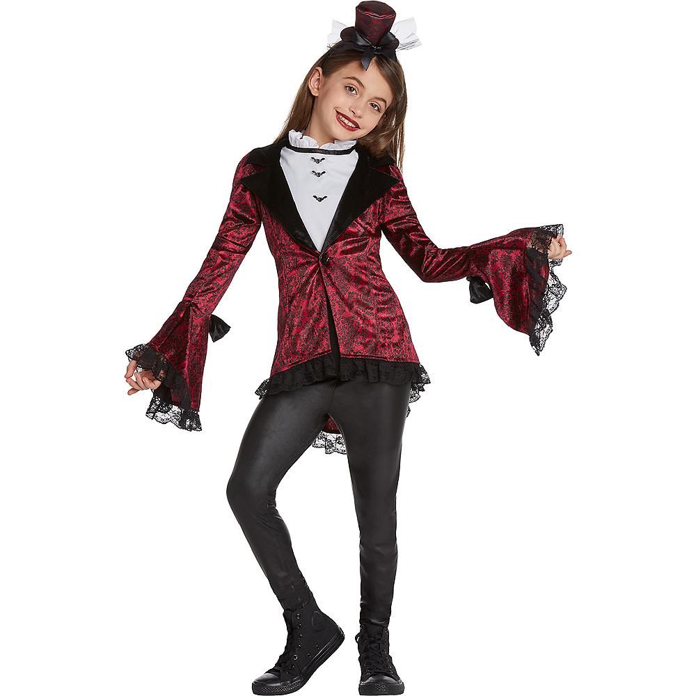 Child Vampire Costume Image #1