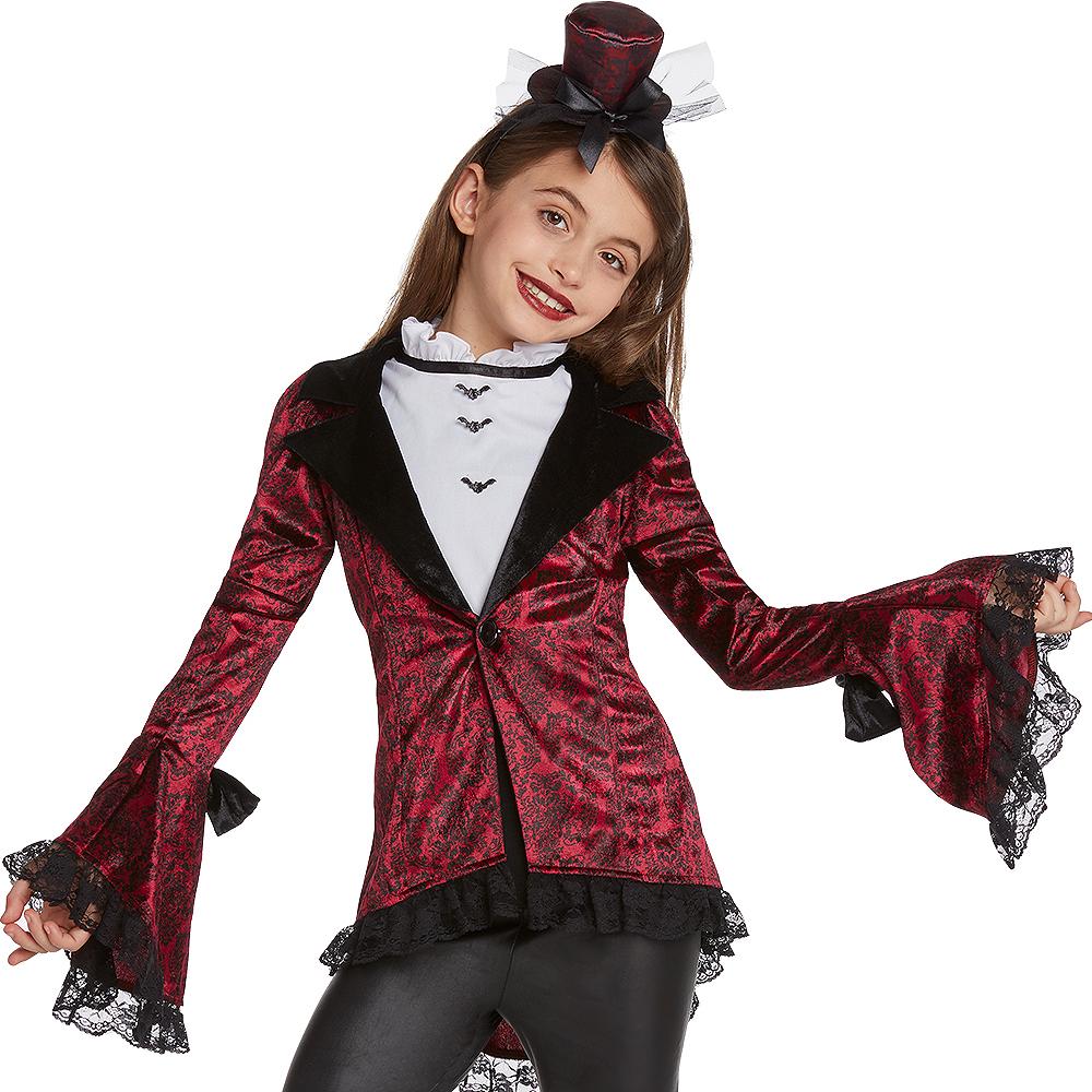 Child Vampire Costume Image #3