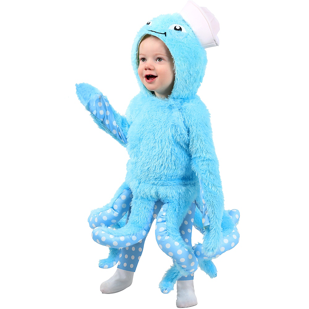 Baby Octopus Costume Image #1