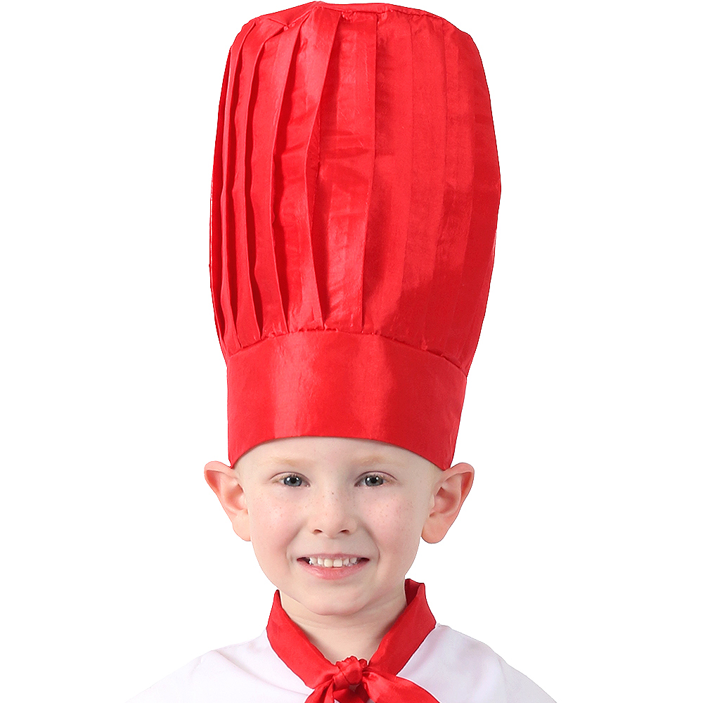 Child Hibachi Chef Costume Image #2