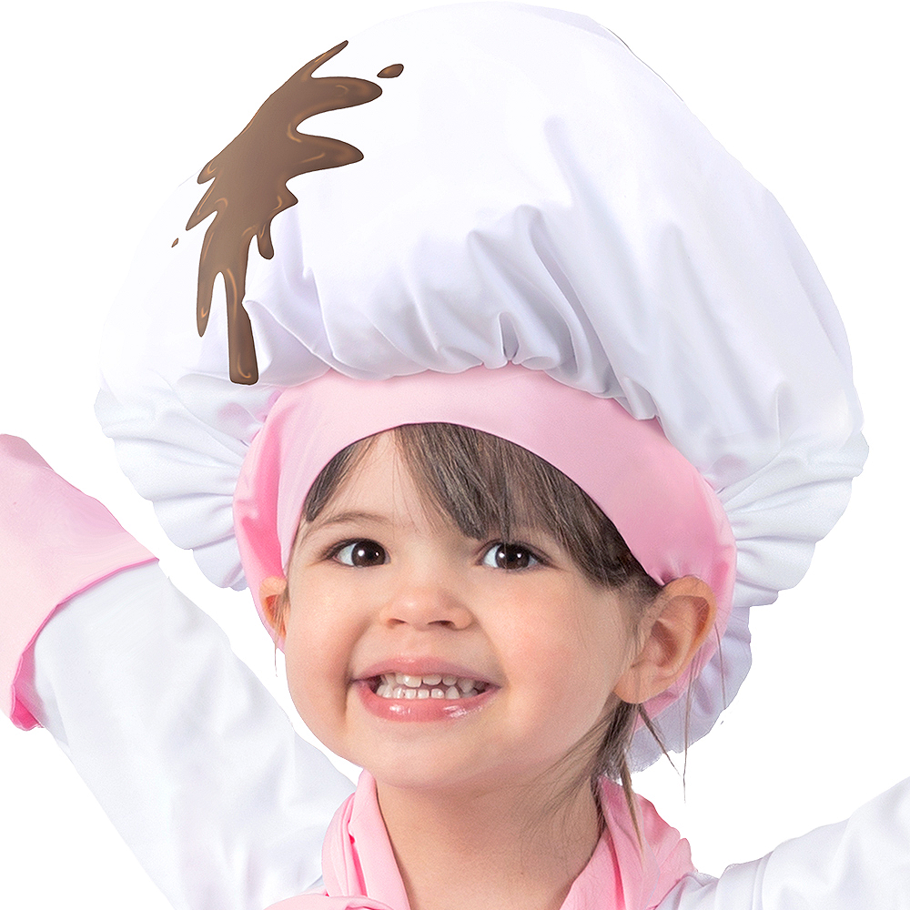 Child Messy Baker Table Top Costume Image #2