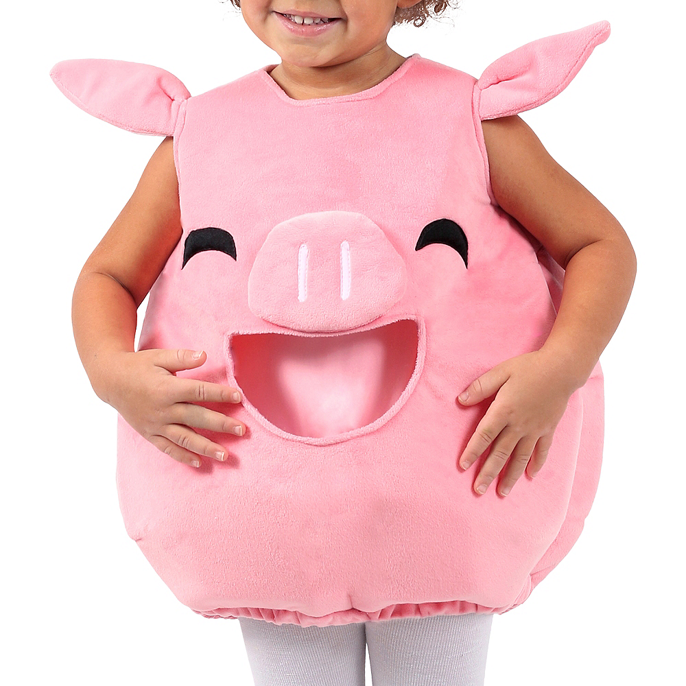 Child Feed Me Piggy Costume Image #2