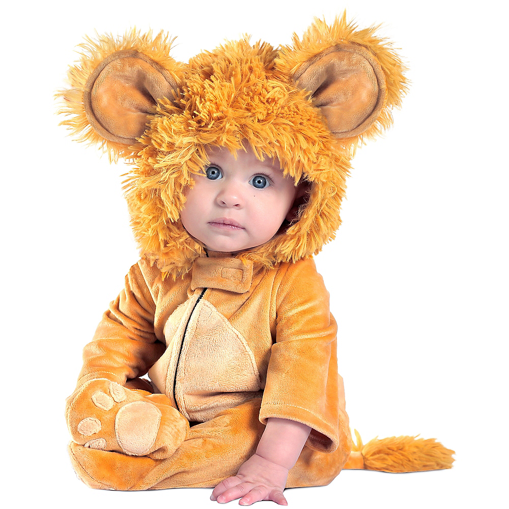 Baby Leo the Lion Costume - Anne Geddes Image #1