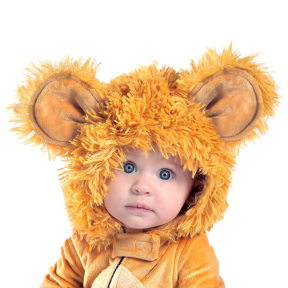Baby Leo the Lion Costume - Anne Geddes Image #2
