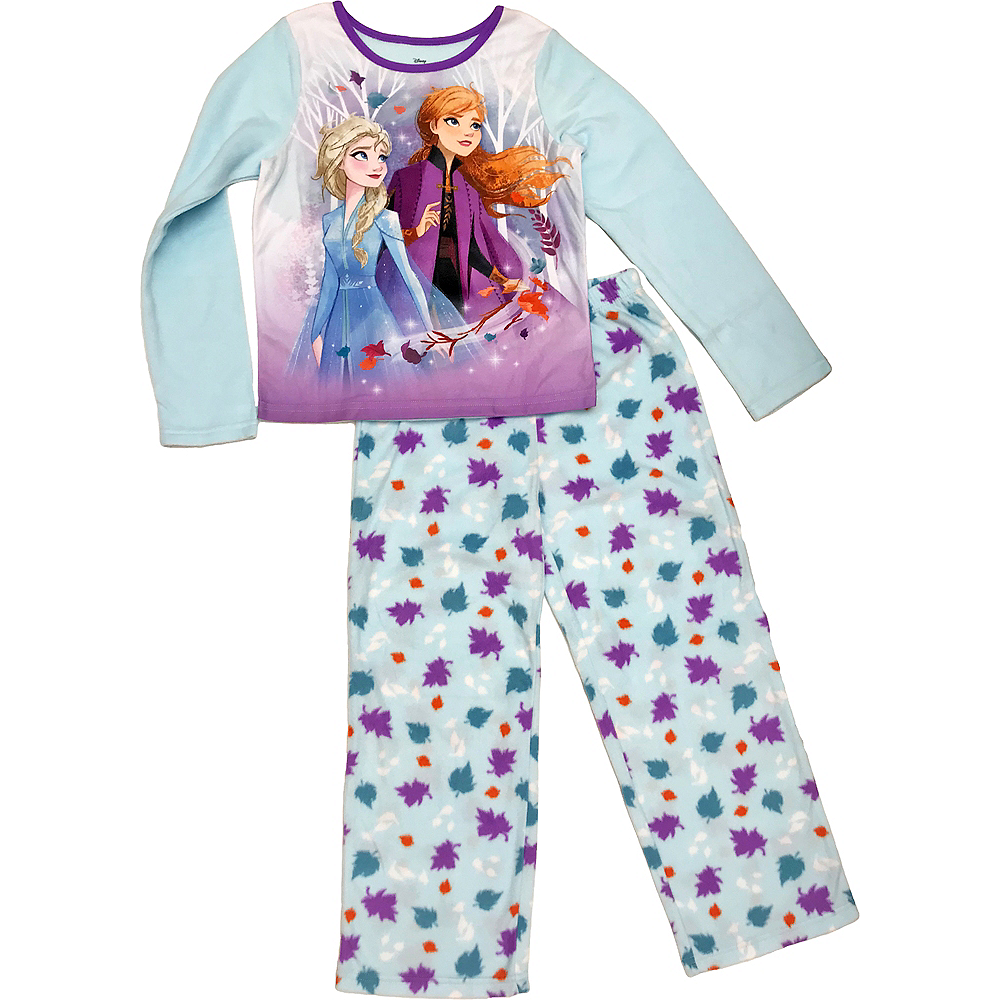 Nav Item for Child Frozen 2 Pajama Set - Frozen 2 Image #1