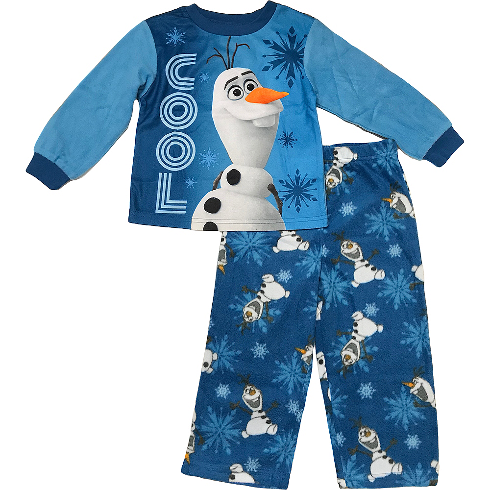 Child Olaf Pajama Set - Frozen 2 Image #1