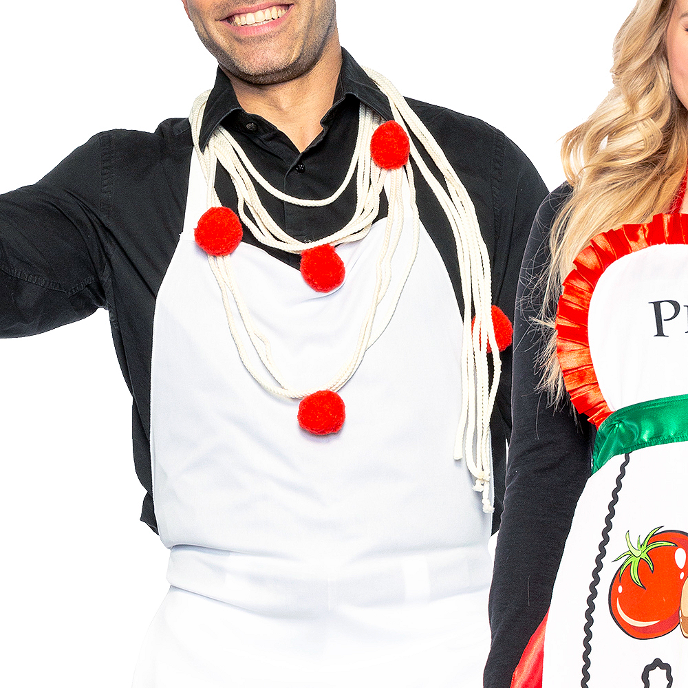 Adult Pasta Chef & Prego Couples Maternity Costumes Image #3