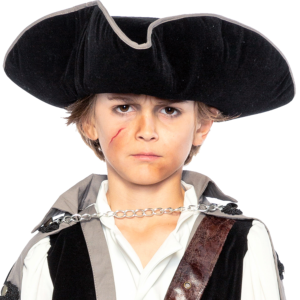 Child Pirate Captain Costume Image #2