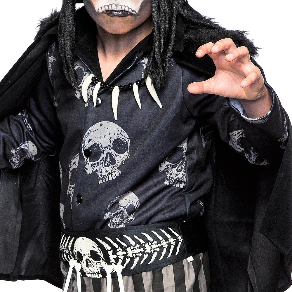 Child Voodoo Legba Costume Image #3