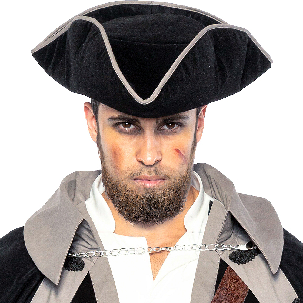 Adult Pirate Captain Costume Image #2