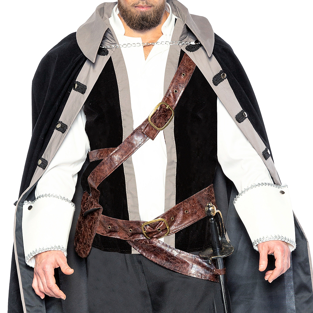 Adult Pirate Captain Costume Image #3