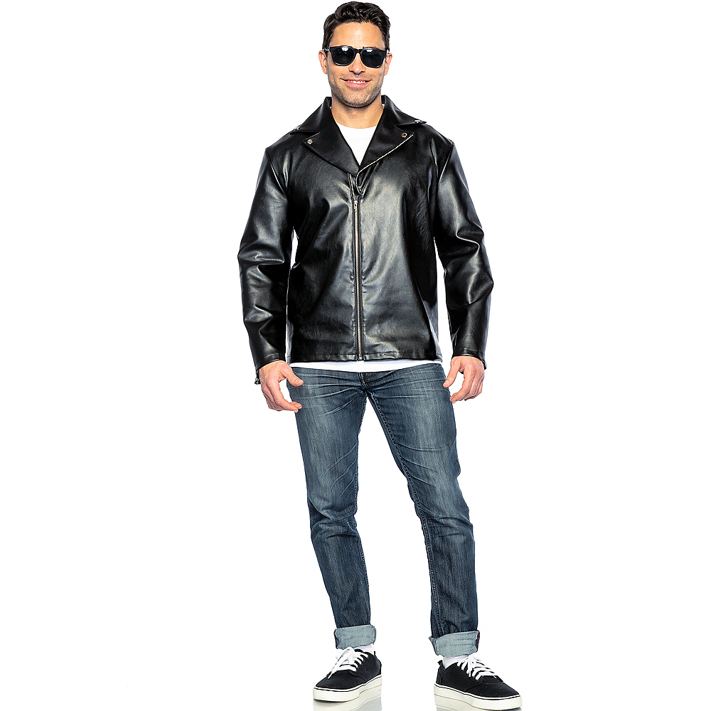 Adult 50s Greaser Costume Image #1