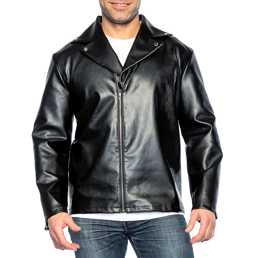 Adult 50s Greaser Costume Image #2