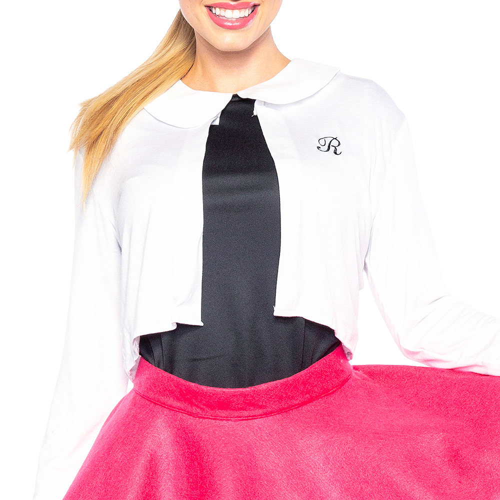 Adult Poodle Skirt 50s Costume Image #2
