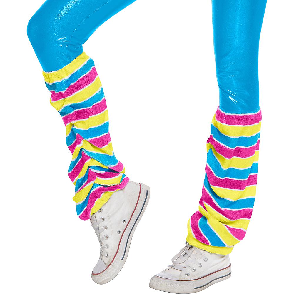 Adult Exercise Barbie Costume Image #3