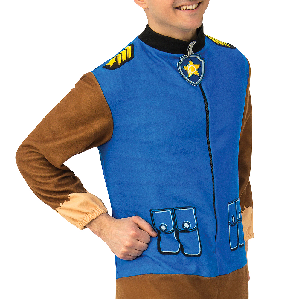 Adult Chase Costume - PAW Patrol Image #3
