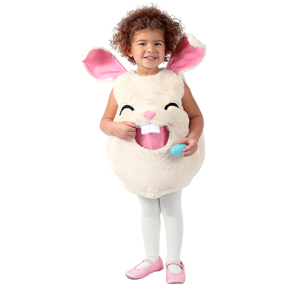 Child Feed Me Bunny Costume Image #1