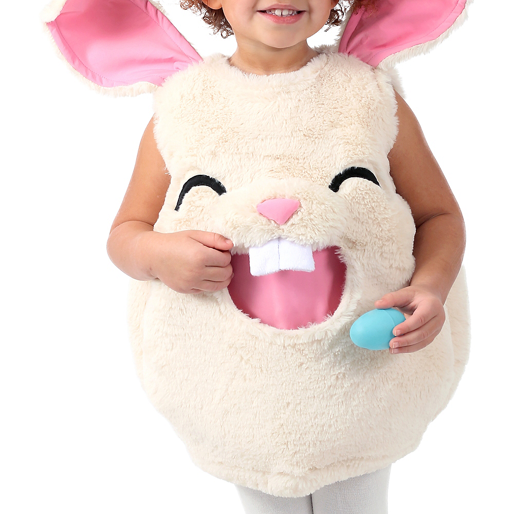 Child Feed Me Bunny Costume Image #2