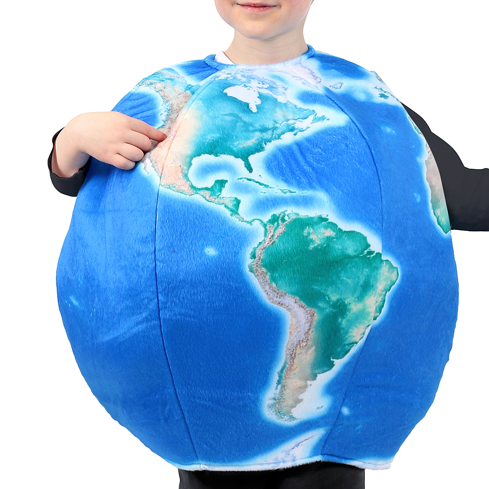 Child Earth in Space Costume Image #2