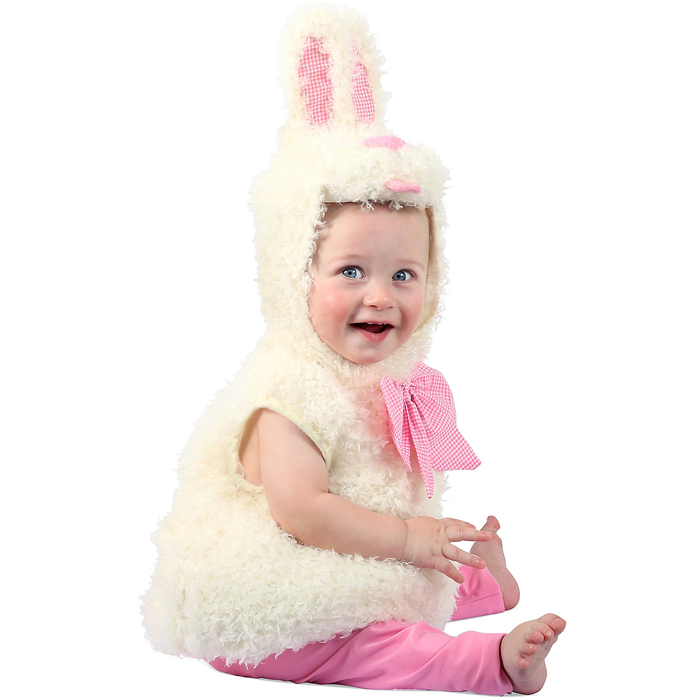 Nav Item for Baby Gingham Bunny Costume Image #3