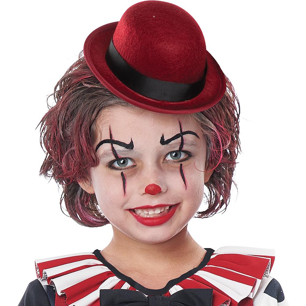 Child Kreepy Clown Costume Image #2