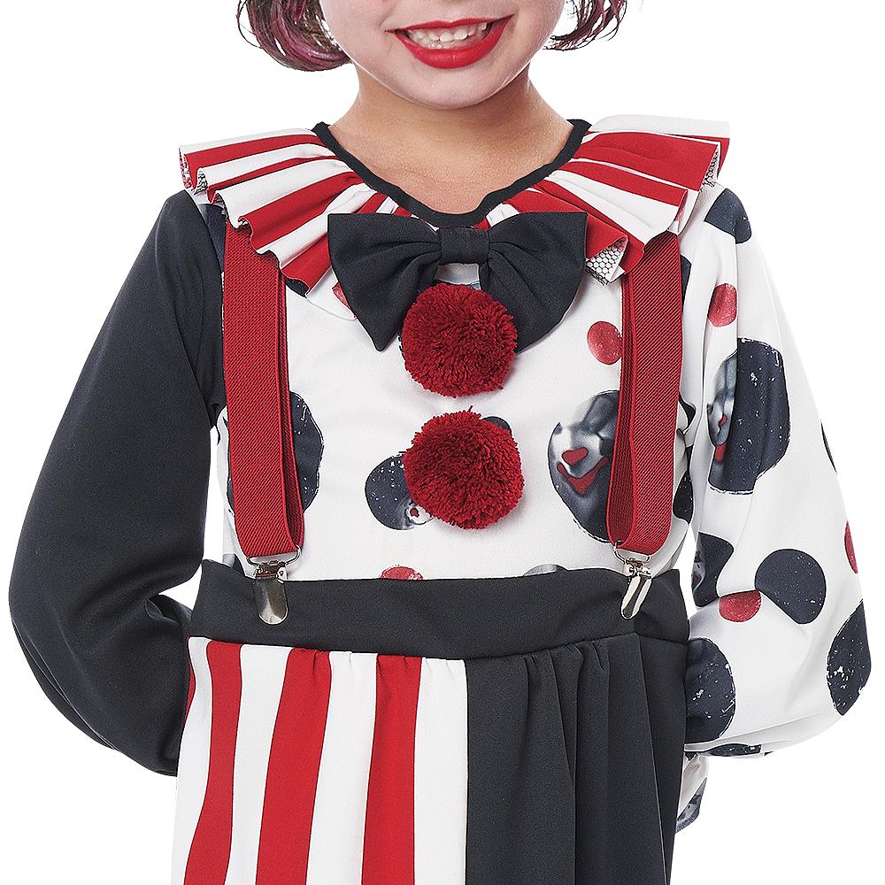 Child Kreepy Clown Costume Image #3