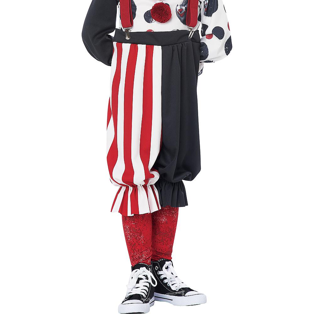 Child Kreepy Clown Costume Image #4