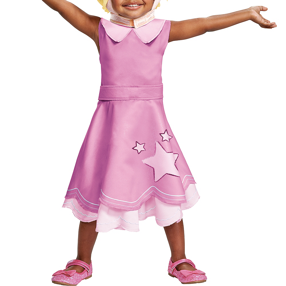 Toddler Miss Piggy Costume - Muppet Babies Image #3