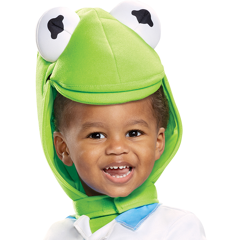 Toddler Kermit the Frog Costume - Muppet Babies Image #2