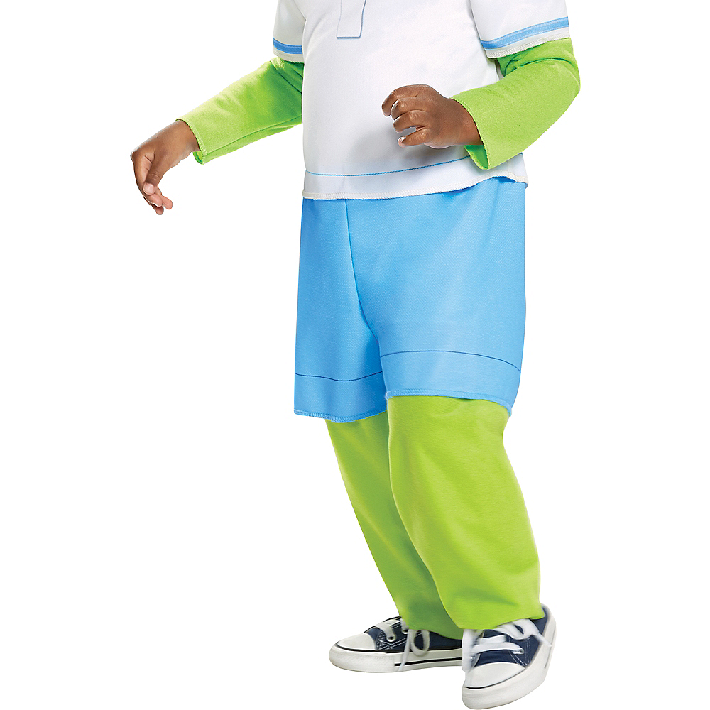 Toddler Kermit the Frog Costume - Muppet Babies Image #4