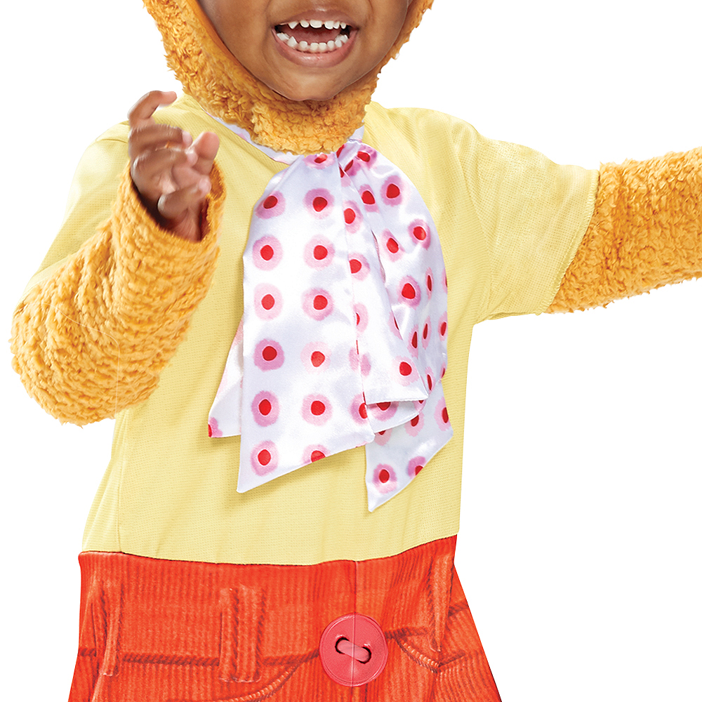 Toddler Fozzie Bear Costume - Muppet Babies Image #3