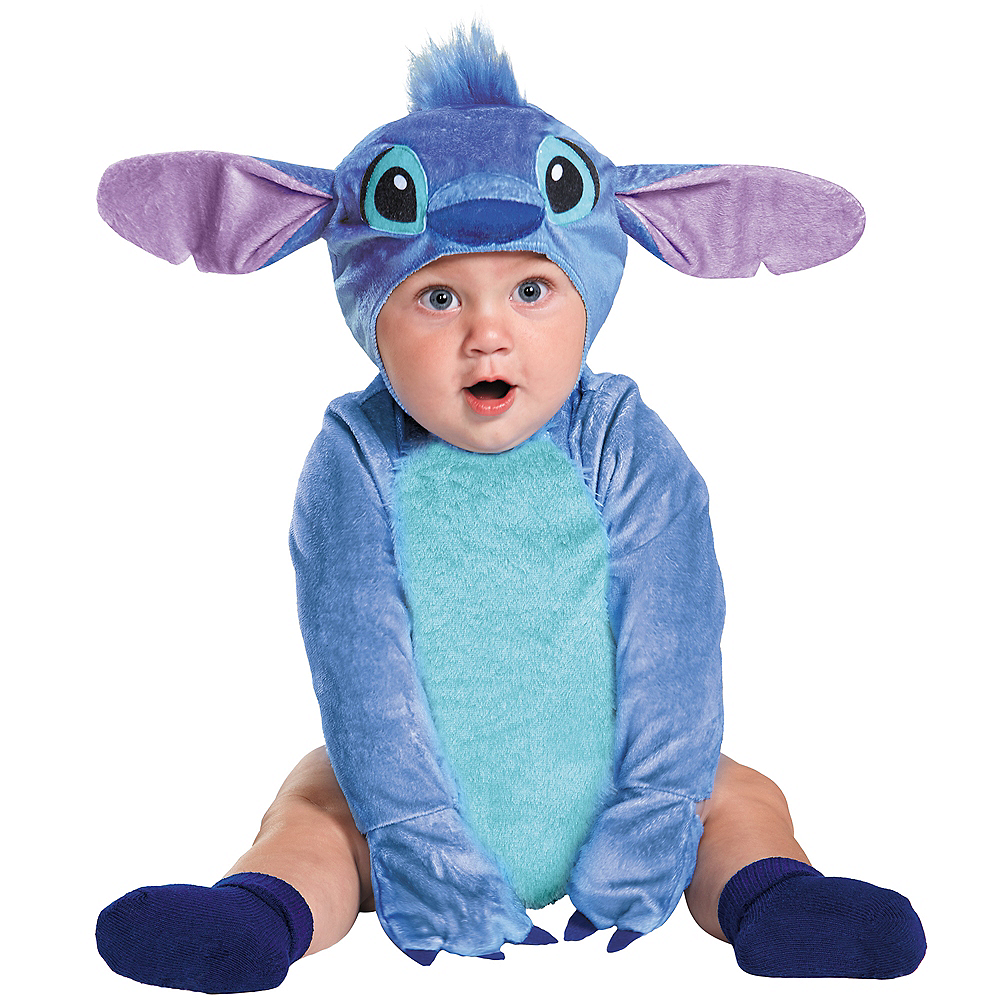 Nav Item for Baby Stitch Costume Image #1