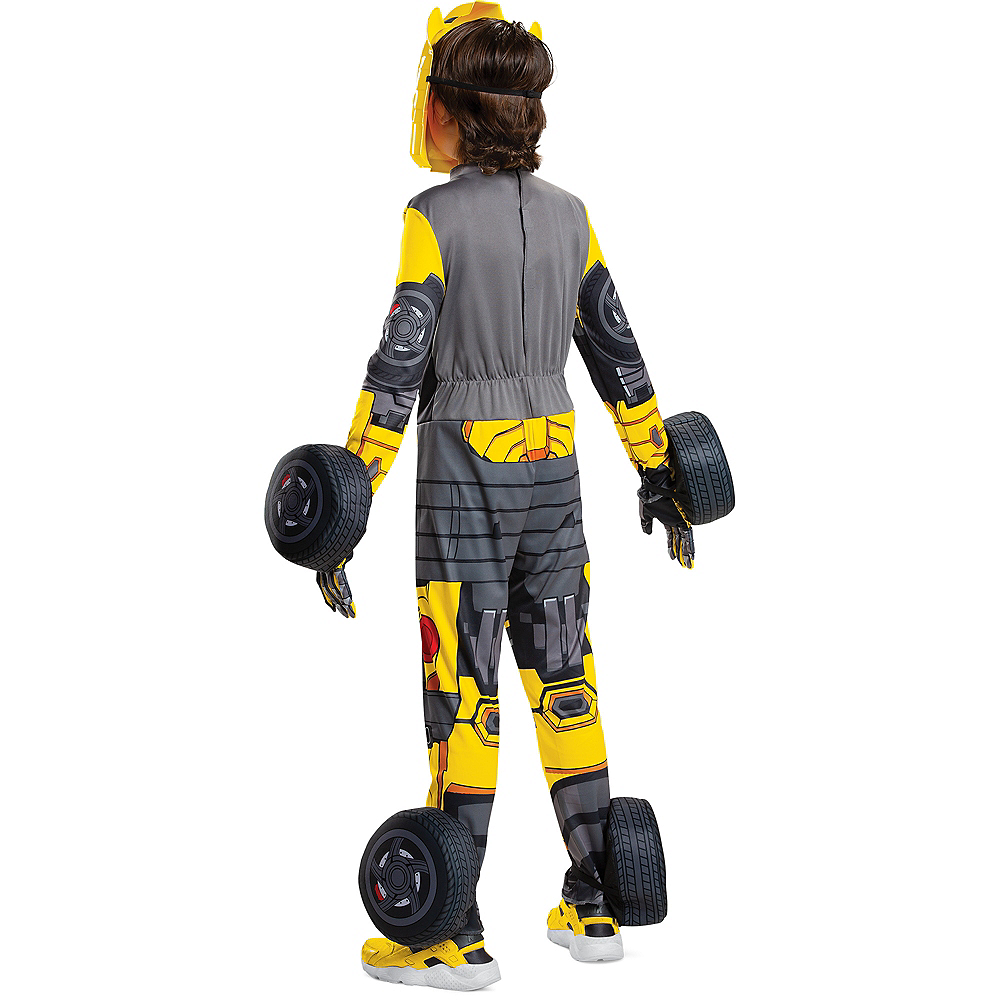 Child Transforming Bumble Bee Costume - Transformers Image #4
